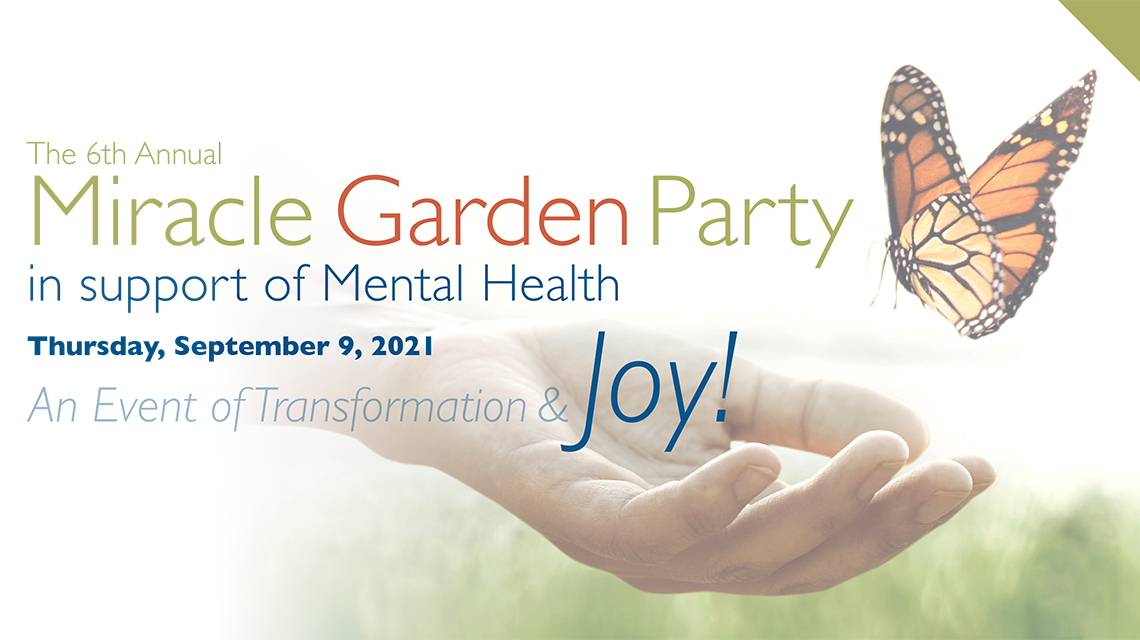 The 6th Annual Miracle Garden Party